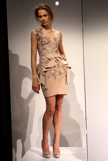 New York Fashion Week: Marchesa Fall 2009