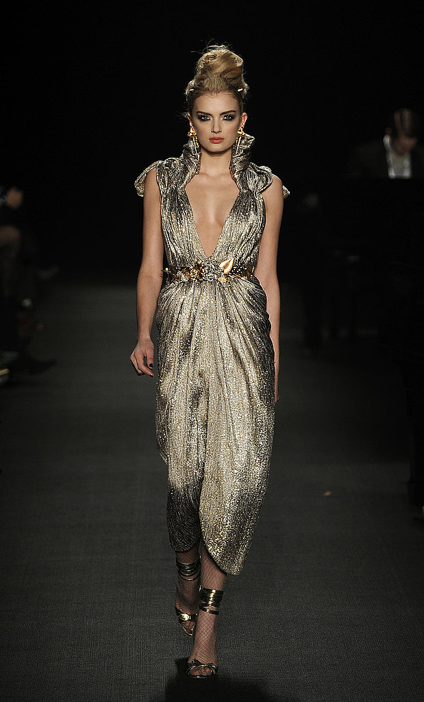 New York Fashion Week: Zac Posen Fall 2009