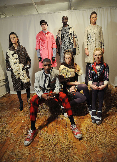 New York Fashion Week: Libertine Fall 2009