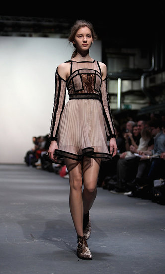 London Fashion Week: Christopher Kane Fall 2009