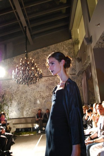 New York Fashion Week: Don The Verb Fall 2009