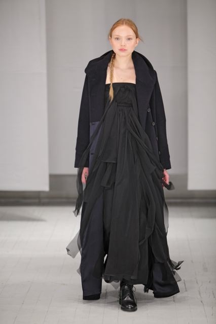 New York Fashion Week: Morgane Le Fay Fall 2009