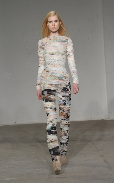 London Fashion Week: Josh Goot Fall 2009