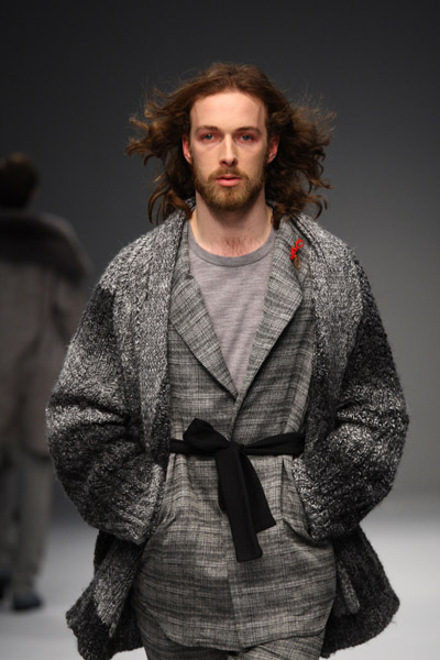 London Fashion Week: Man Fall 2009