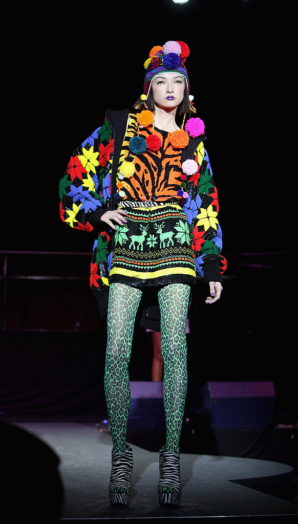 London Fashion Week: Ashish Fall 2009