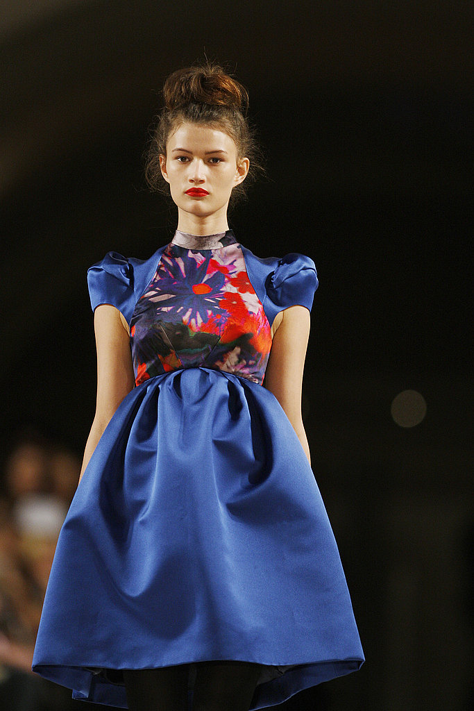 London Fashion Week: Erdem Fall 2009