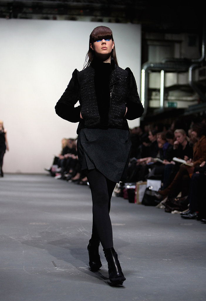 London Fashion Week: Louise Goldin Fall 2009