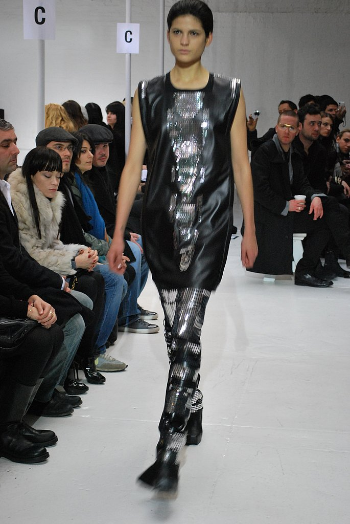 New York Fashion Week: Rad Hourani Fall 2009