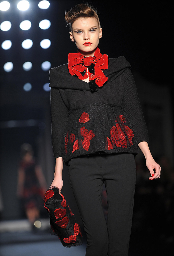 Milan Fashion Week: Moschino Fall 2009