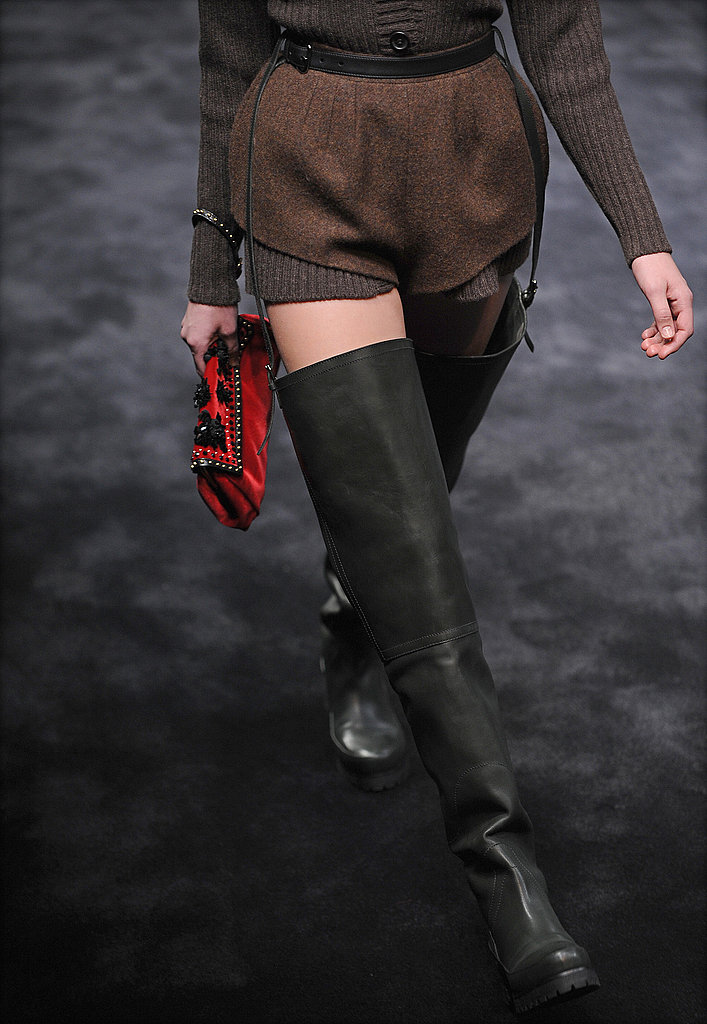Milan Fashion Week: Prada Fall 2009