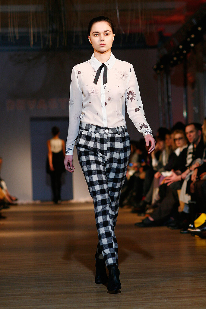 Paris Fashion Week: Dévastée Fall 2009