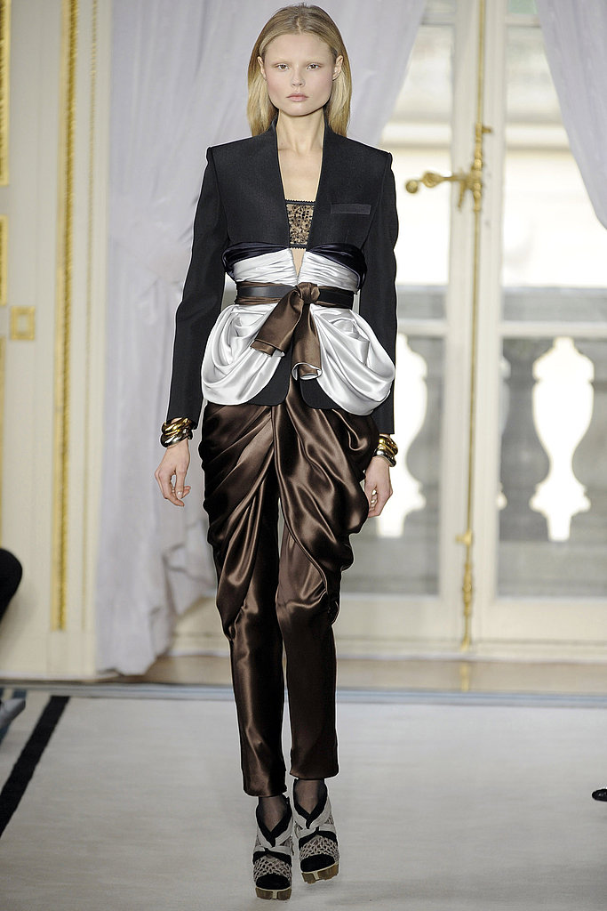 Paris Fashion Week: Balenciaga Fall 2009