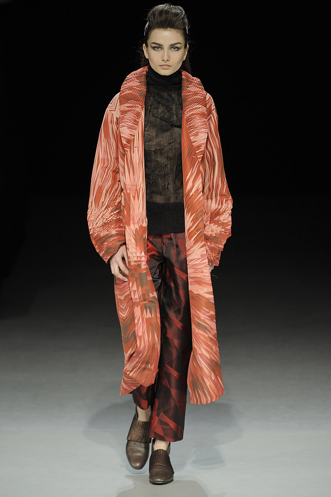 Paris Fashion Week: Issey Miyake Fall 2009