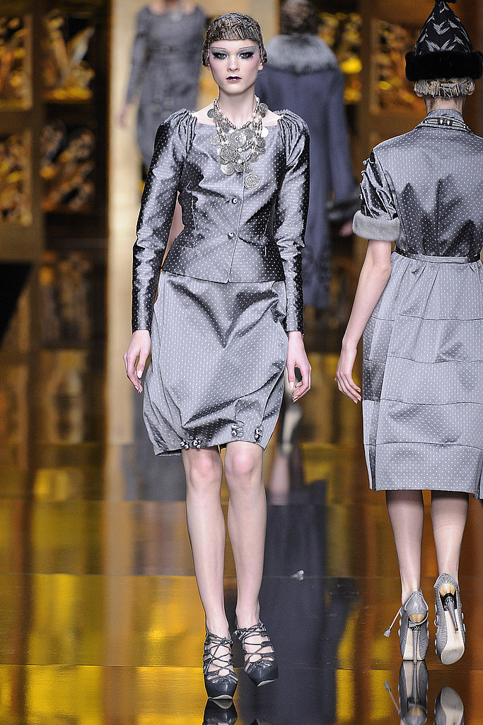 Paris Fashion Week: Christian Dior Fall 2009