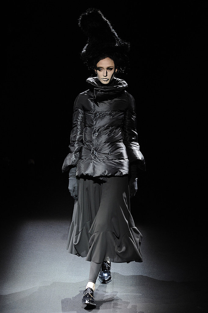Paris Fashion Week: Junya Watanabe Fall 2009