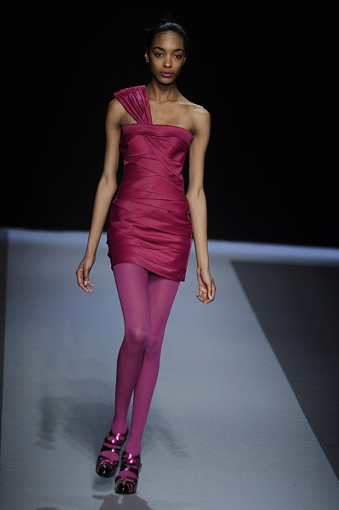 Paris Fashion Week: Emanuel Ungaro Fall 2009