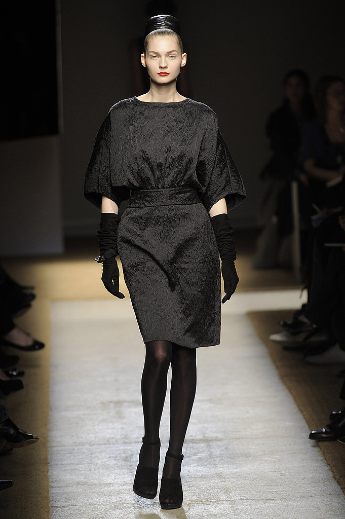 Paris Fashion Week: Yves Saint Laurent Fall 2009