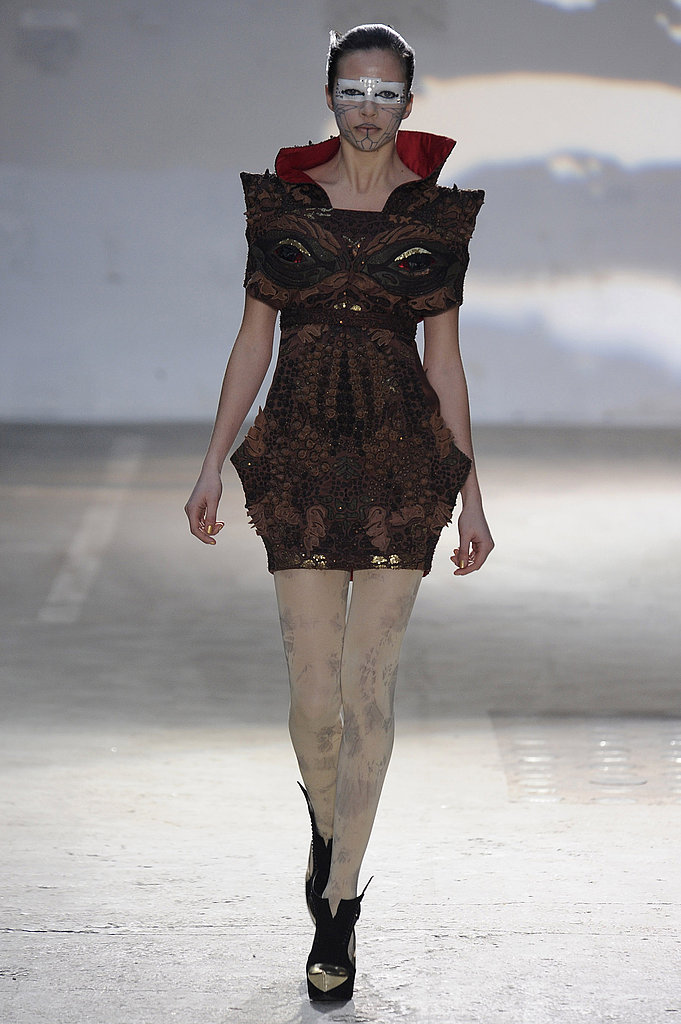Paris Fashion Week: Manish Arora Fall 2009