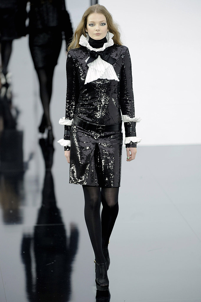 Paris Fashion Week: Chanel Fall 2009