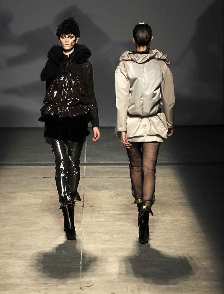 Barcelona Fashion Week: Seiko Taki Fall 2009