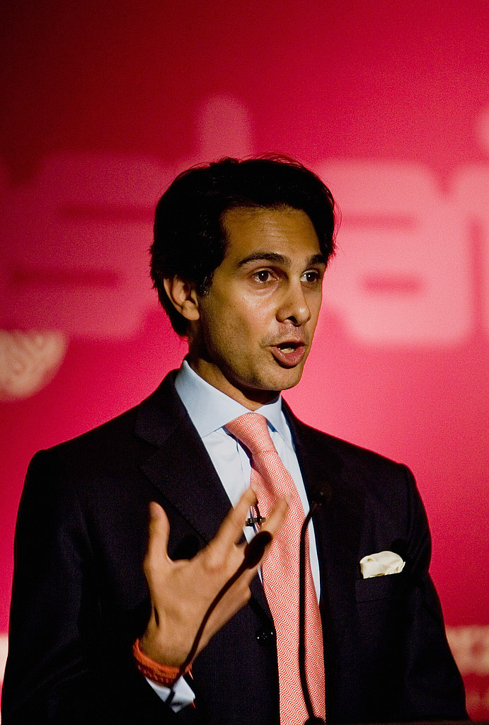 International Director of Asian Art at Christie's, Amin Jaffer