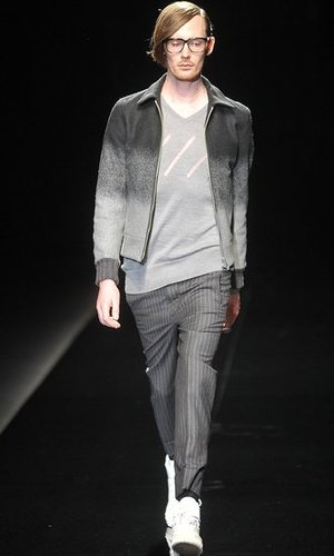 Japan Fashion Week: Izreel Fall 2009
