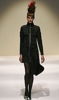 Japan Fashion Week: Junya Tashiro Fall 2009