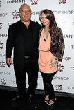 Events: Launch Of Topshop/Topman Dinner In New York