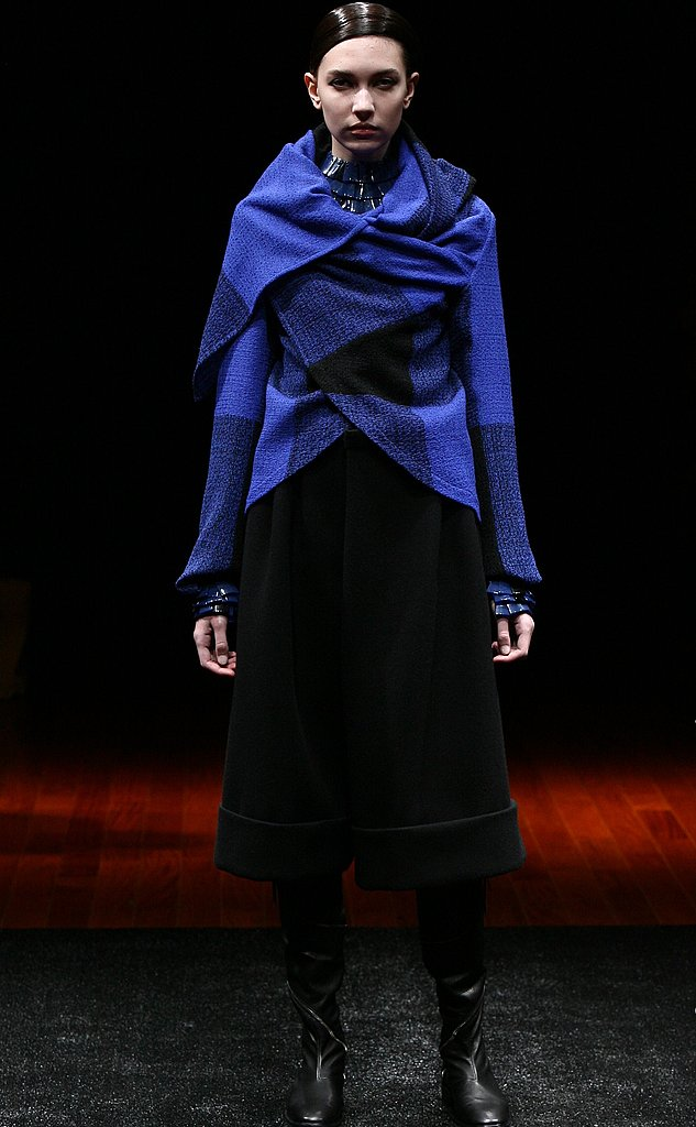 Japan Fashion Week: Matohu Fall 2009