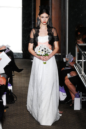 New York Bridal Market: Carolina Herrera Spring 2010