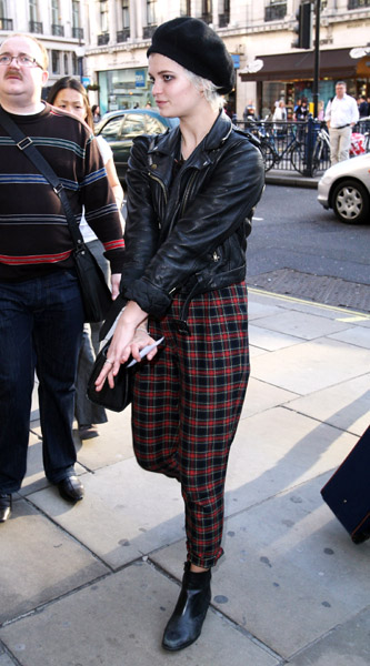 Pixie Geldof. London. Image D.Martindale/WireImage.