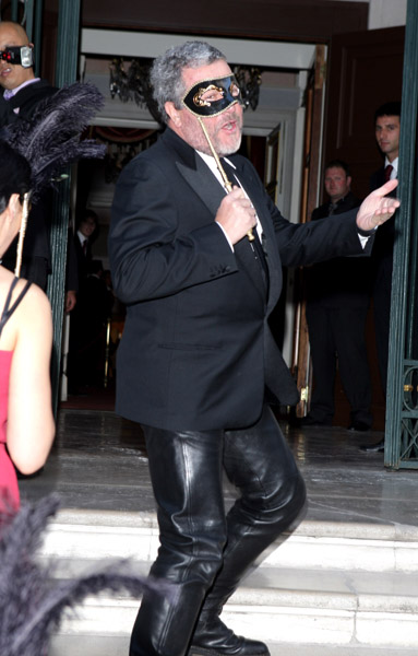 Philippe Starck, Photo by D. Venturelli/Wireimage