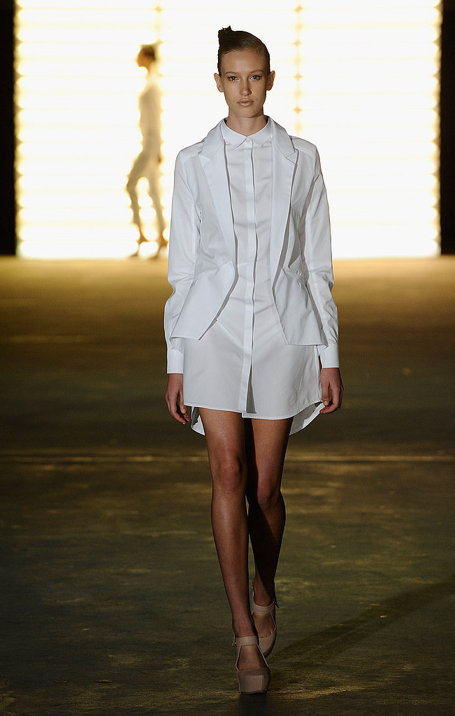 Rosemount Australia Fashion Week: Dion Lee Spring 2010
