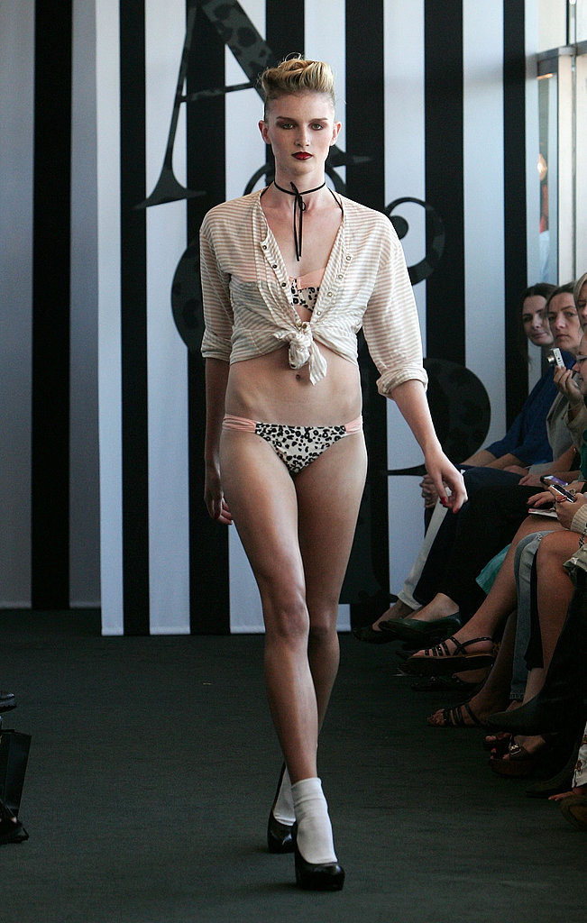 Rosemount Australia Fashion Week: Anna & Boy Spring 2010