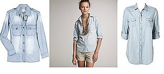 Shopping: Worn-In Chambray Shirts