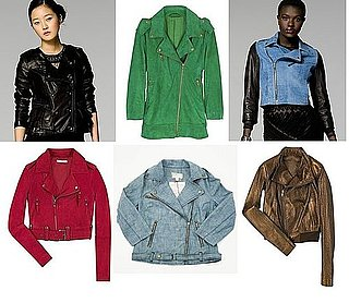 Shopping: Statement Motorcycle Jackets