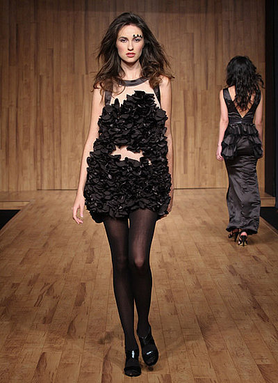 Mexico Fashion Week: Alessa Casati Fall 2009