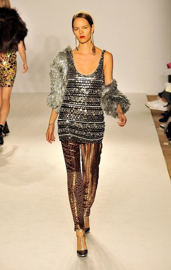 Isaac Mizrahi Fall 2009 