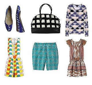 Shopping: Ikat Prints For Summer