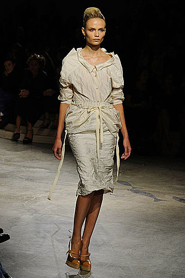 Milan Fashion Week: Prada Spring 2009