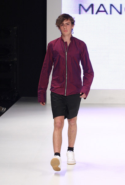 DFashion Mexico Kicks Off With Mancandy Collection