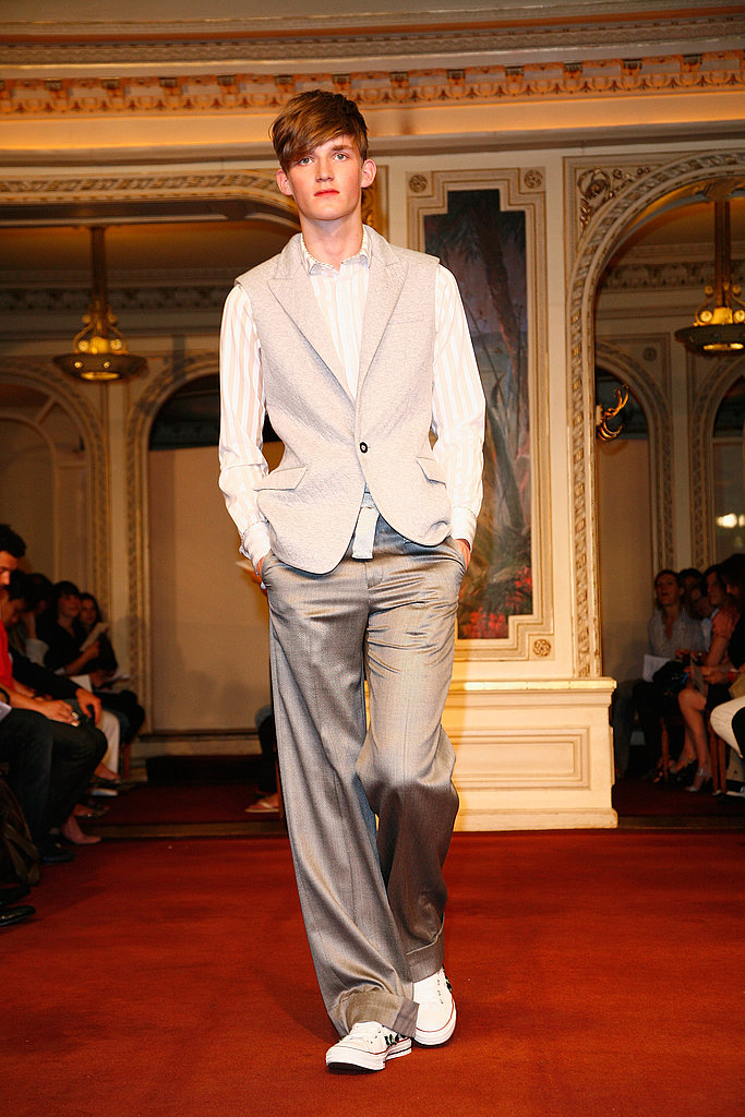 Paris: Alexis Mabille Men's Spring 2010