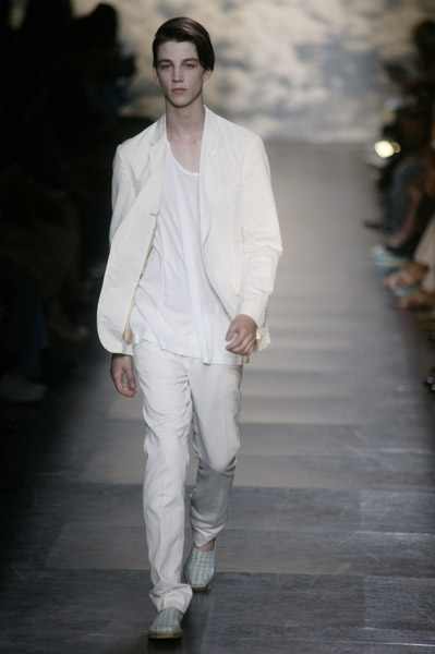 Paris: Paul Smith Men's Spring 2010