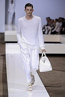 Spring 2010 Trend Report: Menswear Goes White And Light Monochrome