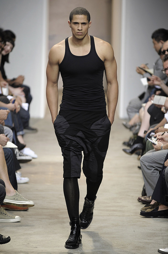 Paris: Givenchy Men's Spring 2010