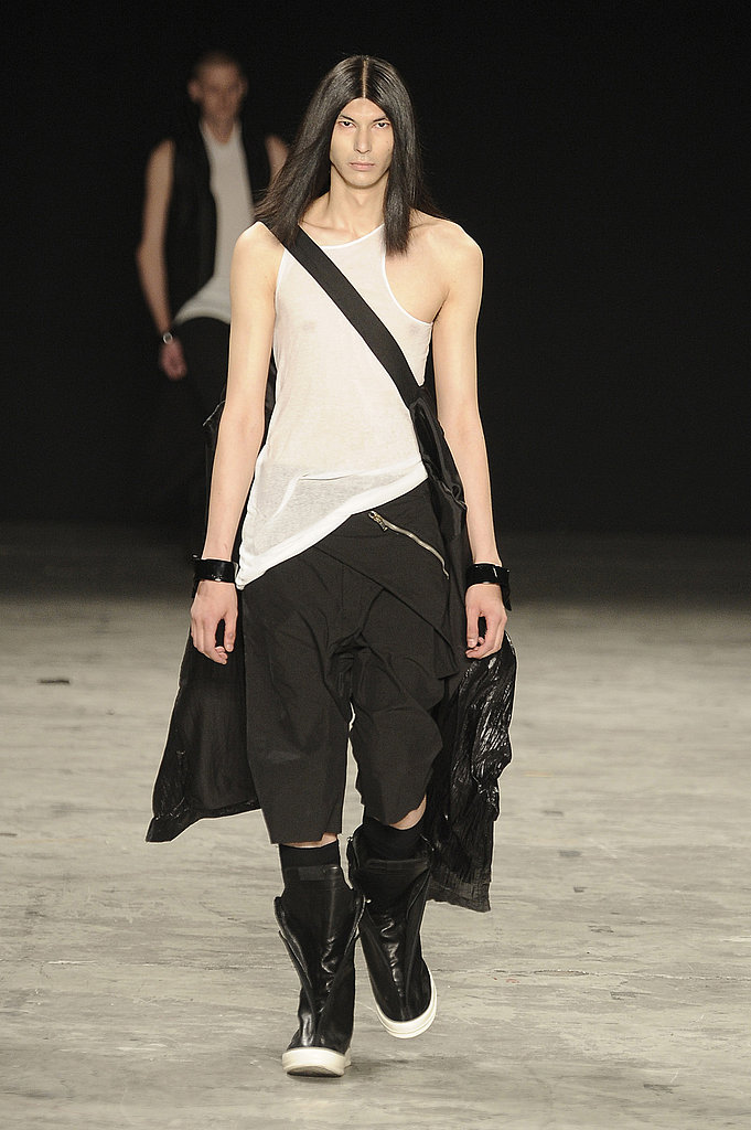 Paris: Rick Owens Men's Spring 2010