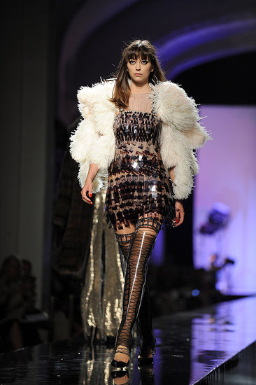 Jean Paul Gaultier Fall 2009 Haute Couture