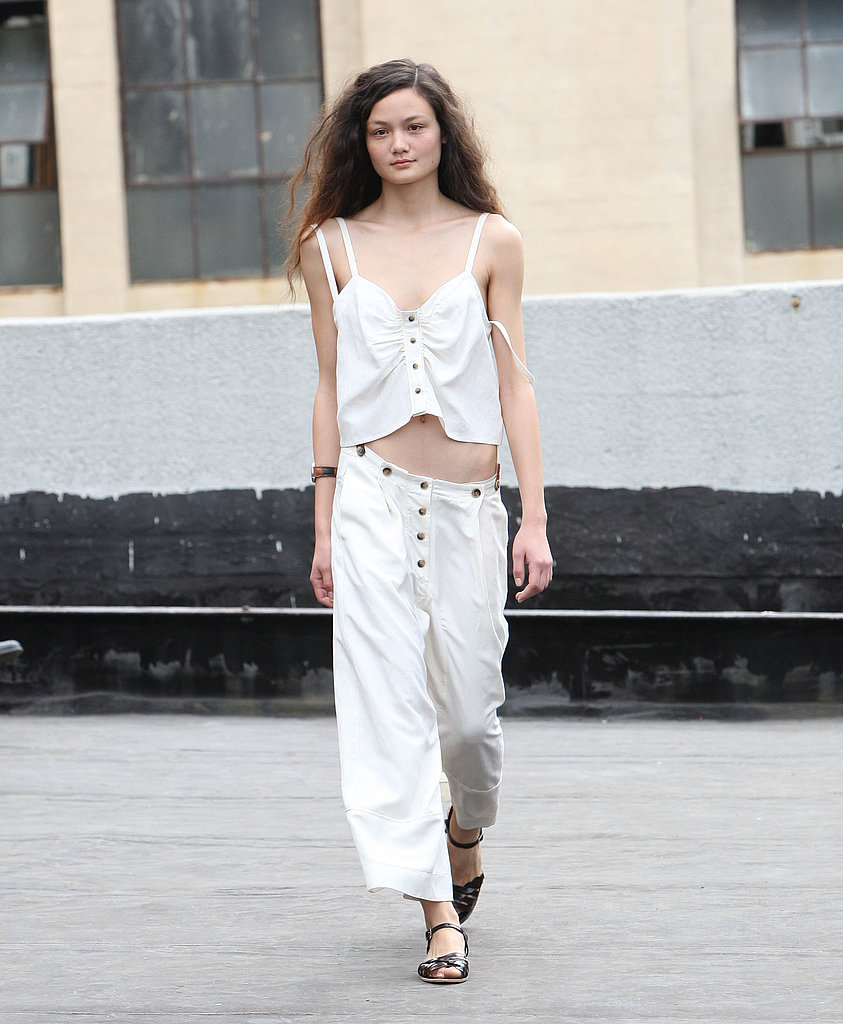 New York Fashion Week: Rachel Comey Spring 2010
