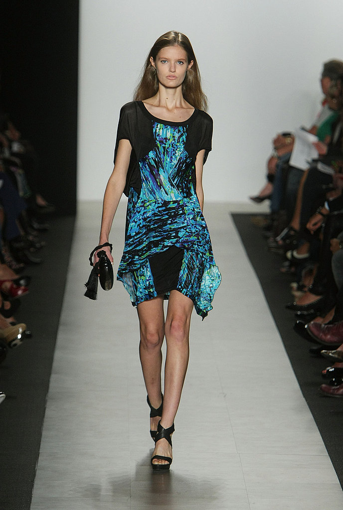 New York Fashion Week: BCBG Max Azria Spring 2010