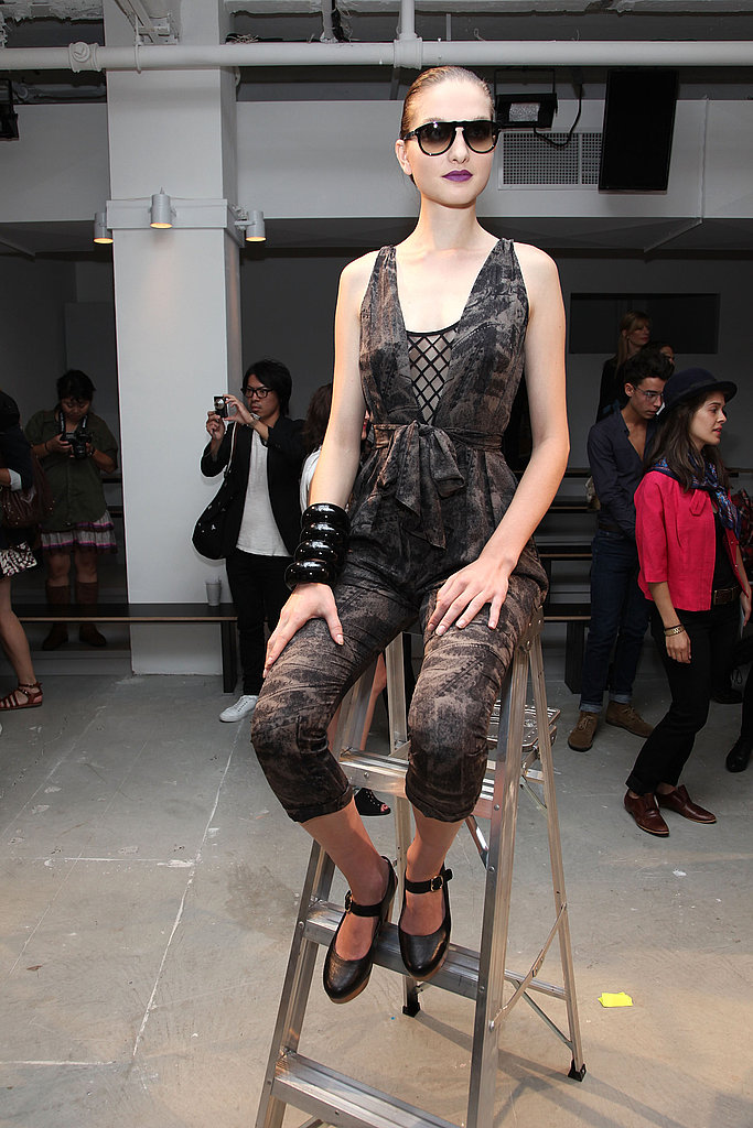 New York Fashion Week: Vena Cava Spring 2010